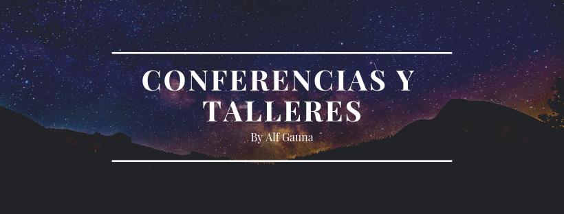 CONFERENCIAS Y TALLERES